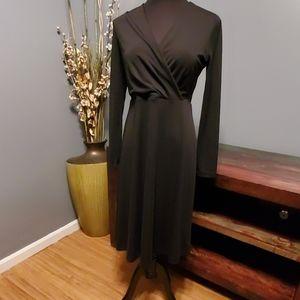 Ann Taylor Long Sleeve Dress Size 6P NWT